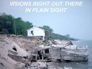 X VISIONS RIGHT OUT THERE IN PLAIN SIGHT