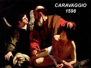 X CARAVAGGIO 1598