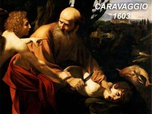 X CARAVAGGIO 1603