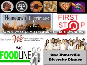 X HUNTSVILLE RIPE FOR MULTIFAITH